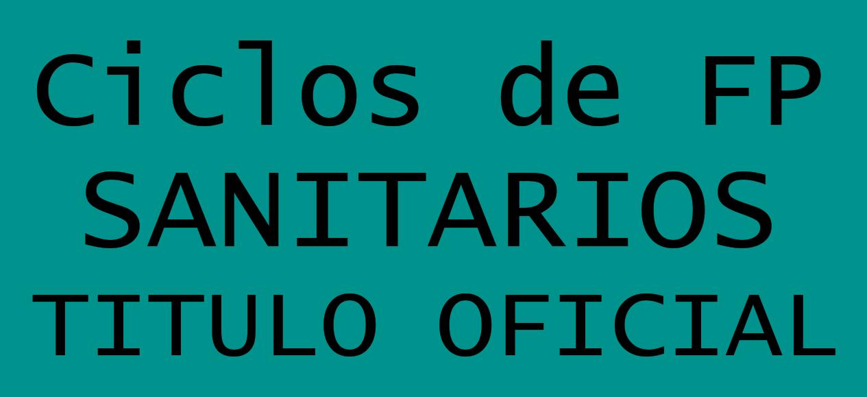 FP Sanitarios Oficial TOP aul@